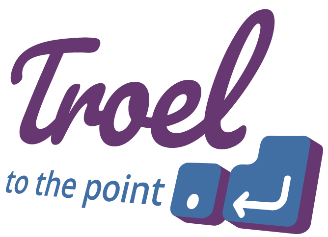 Troel-to-the-point-logo